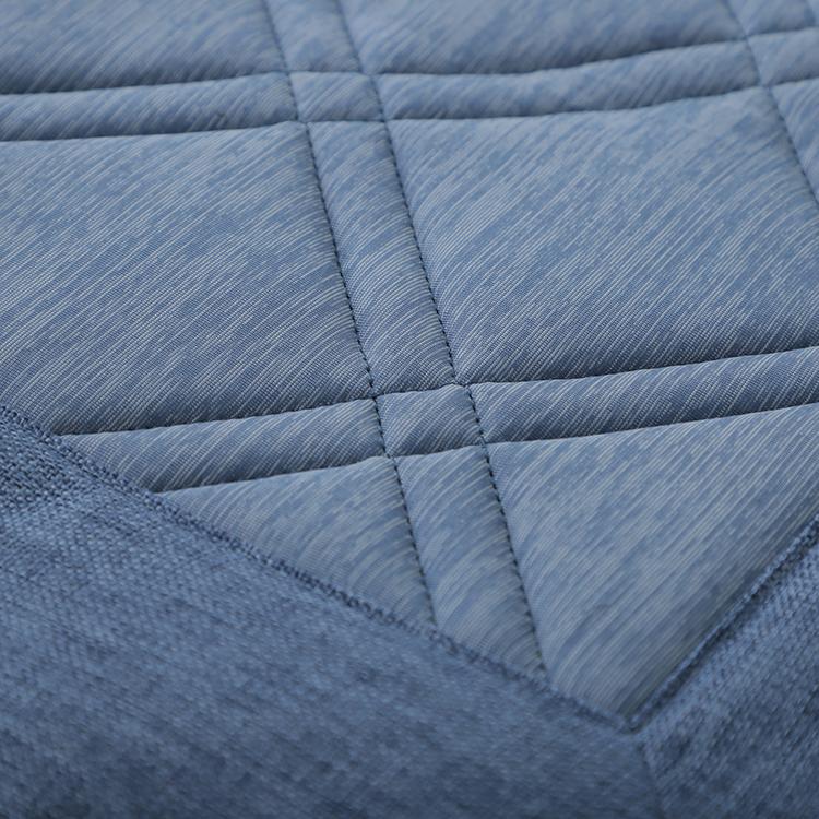 HOME COORDY COLD 接触冷感キルトラグ(強冷) 185×185cm(2畳相当) 商品画像 (0)