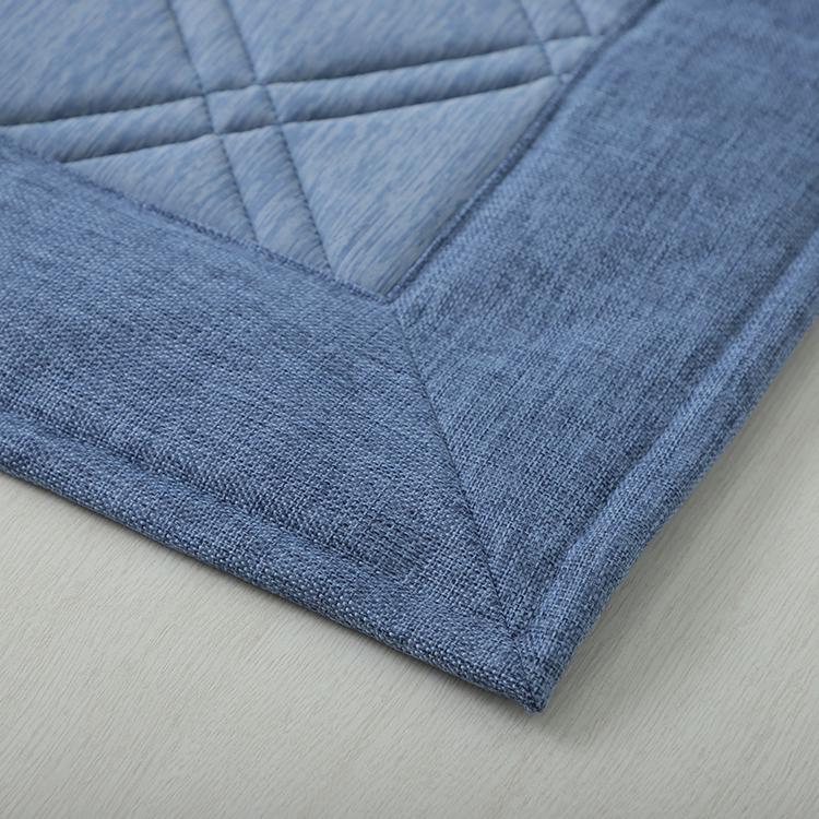 HOME COORDY COLD 接触冷感キルトラグ(強冷) 185×185cm(2畳相当) 商品画像 (1)