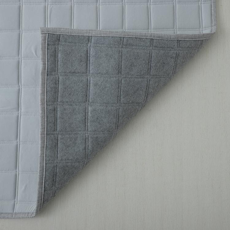 HOME COORDY COLD 接触冷感キルトラグ(冷) 130×185cm(1.6畳相当) 商品画像 (3)