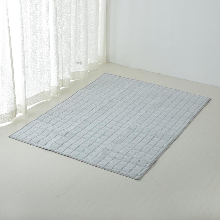 接触冷感キルトラグ(冷) 130×185cm(1.6畳相当)