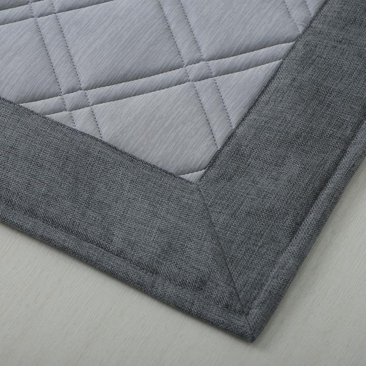 HOME COORDY COLD 接触冷感キルトラグ(強冷) 130×185cm(1.6畳相当) 商品画像 (1)