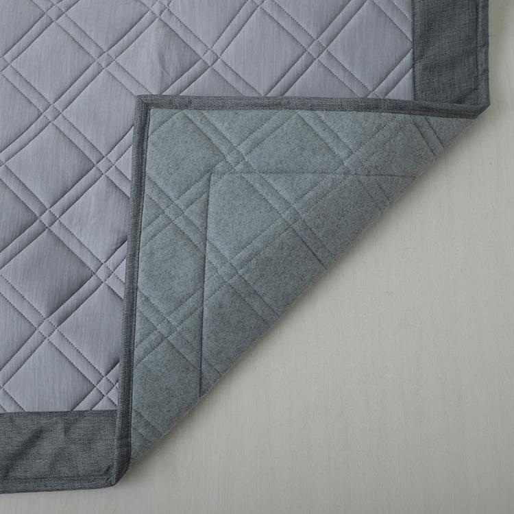 HOME COORDY COLD 接触冷感キルトラグ(強冷) 130×185cm(1.6畳相当) 商品画像 (3)