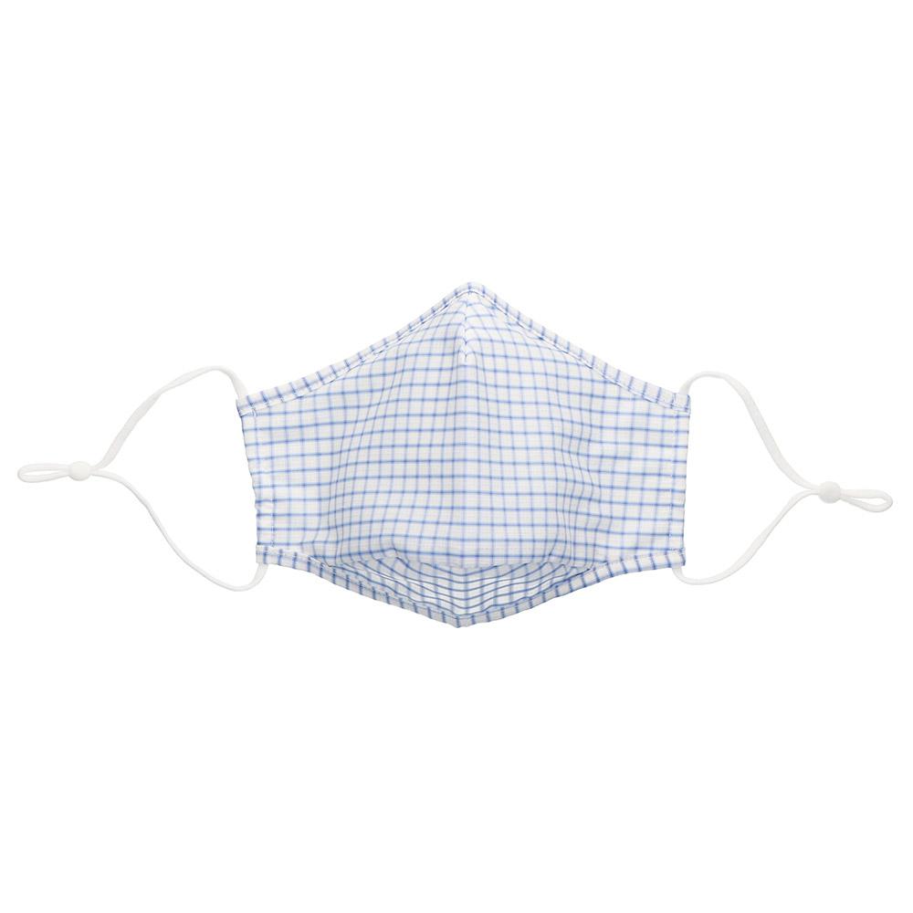 抗菌防臭加工シャツマスク フィルター付 1枚入り 商品画像 (0)