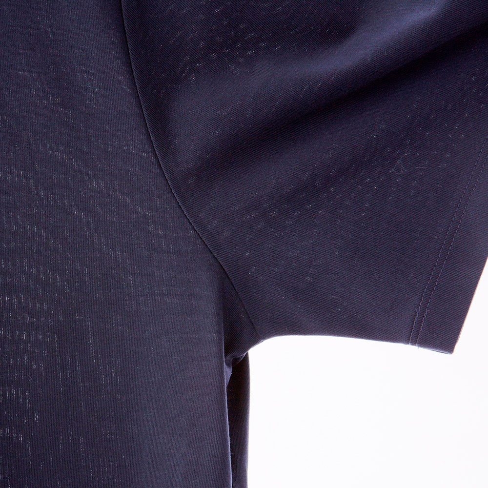 ハイクルーネックTシャツ 商品画像 (1)
