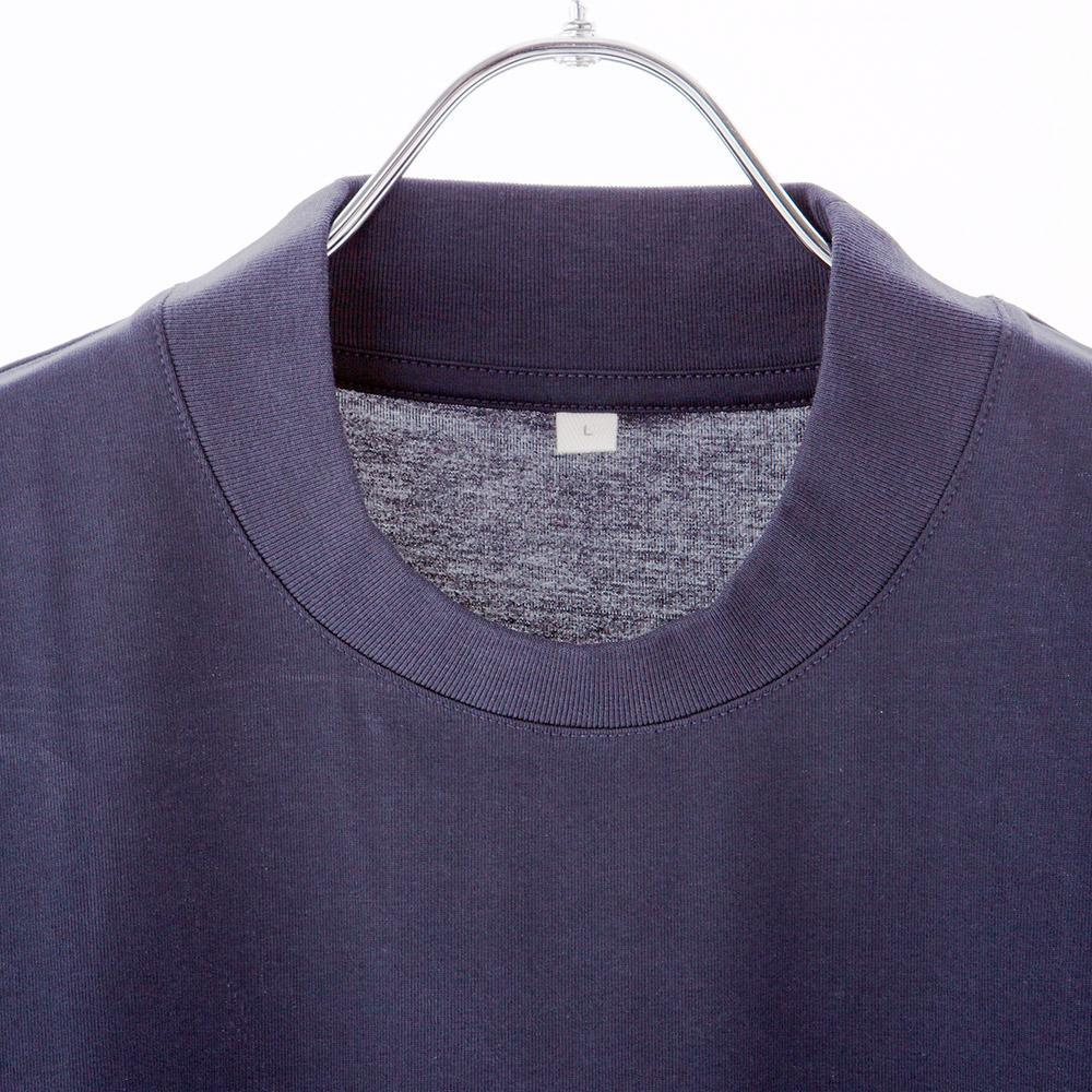 ハイクルーネックTシャツ 商品画像 (2)