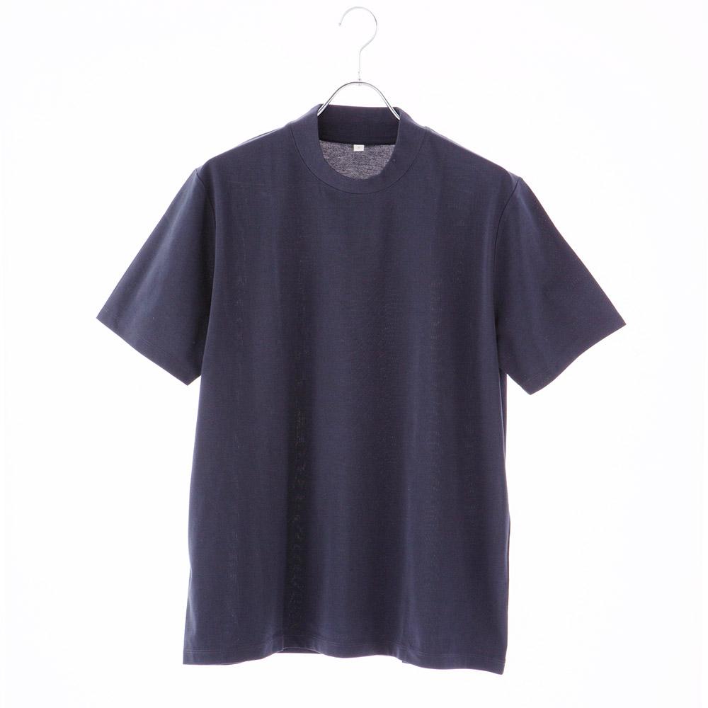 ハイクルーネックTシャツ