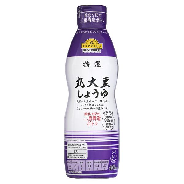 特選 丸大豆しょうゆ 商品画像 (メイン)