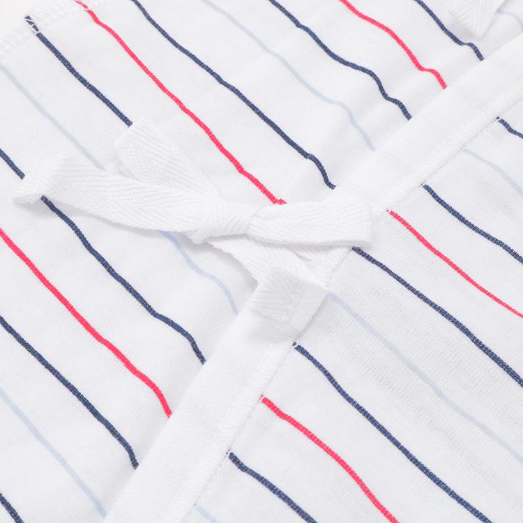 オーガニックコットン コンビ肌着2枚組 商品画像 (1)