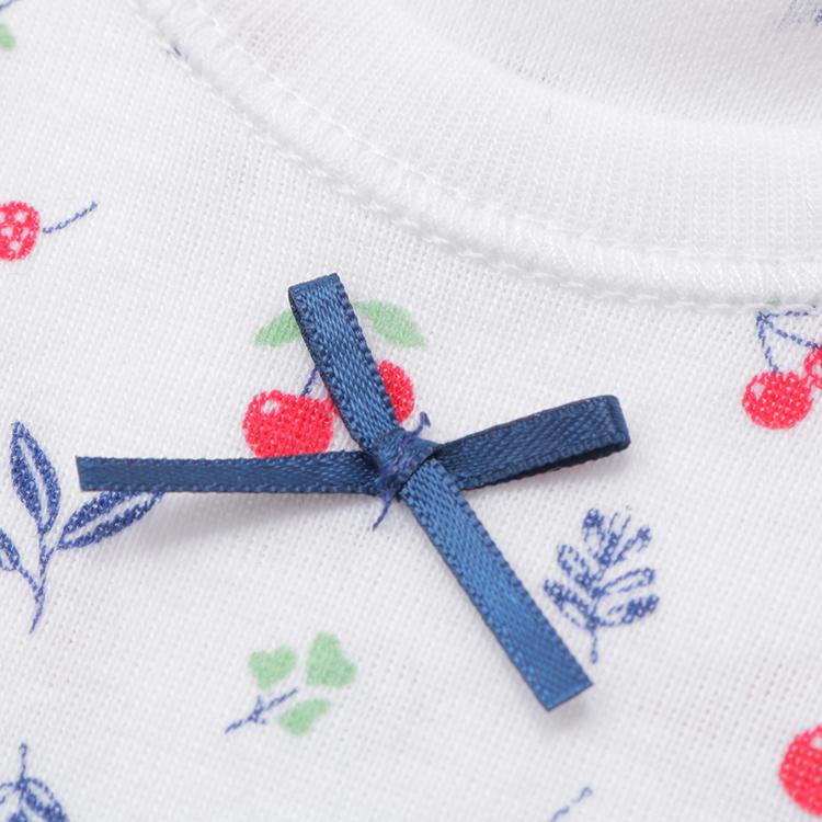 オーガニックコットン 半袖Tシャツ2枚組 商品画像 (1)