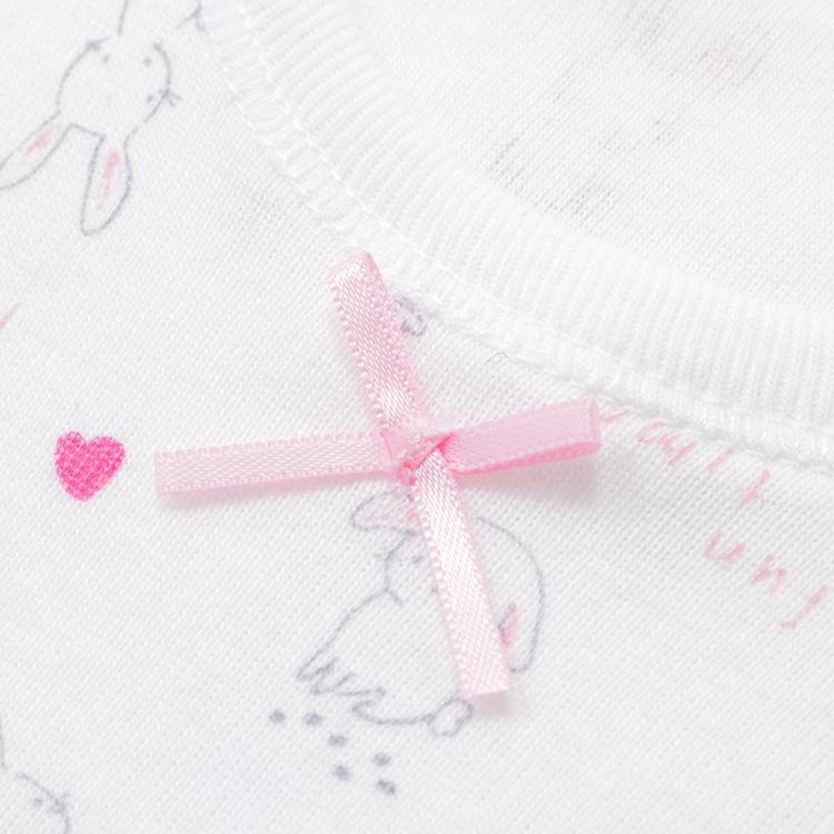 オーガニックコットン 半袖Tシャツ2枚組 商品画像 (2)