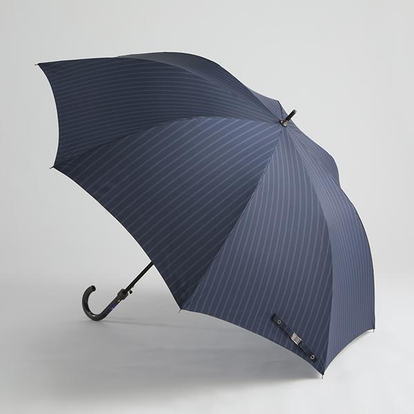 紳士耐風長傘75cm