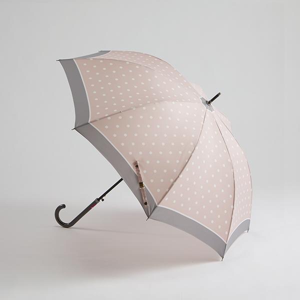 婦人長傘切替ドット