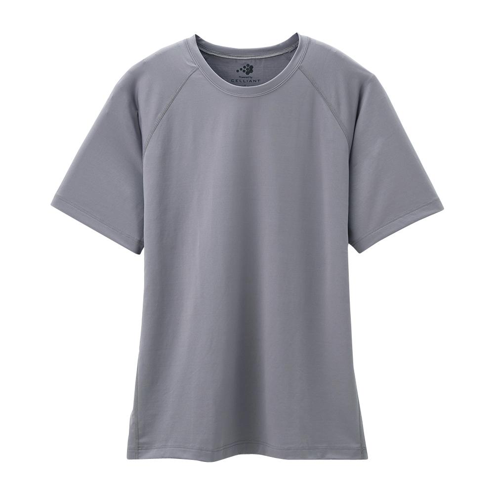 セリアント 半袖Tシャツ ストレッチ ラグランスリーブ 商品画像 (メイン)