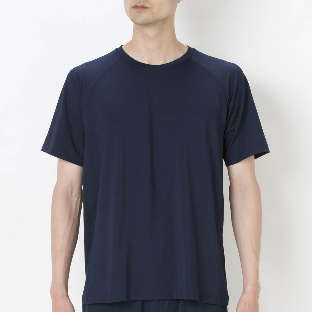 セリアント 半袖Tシャツ ストレッチ ラグランスリーブ 商品画像 (0)