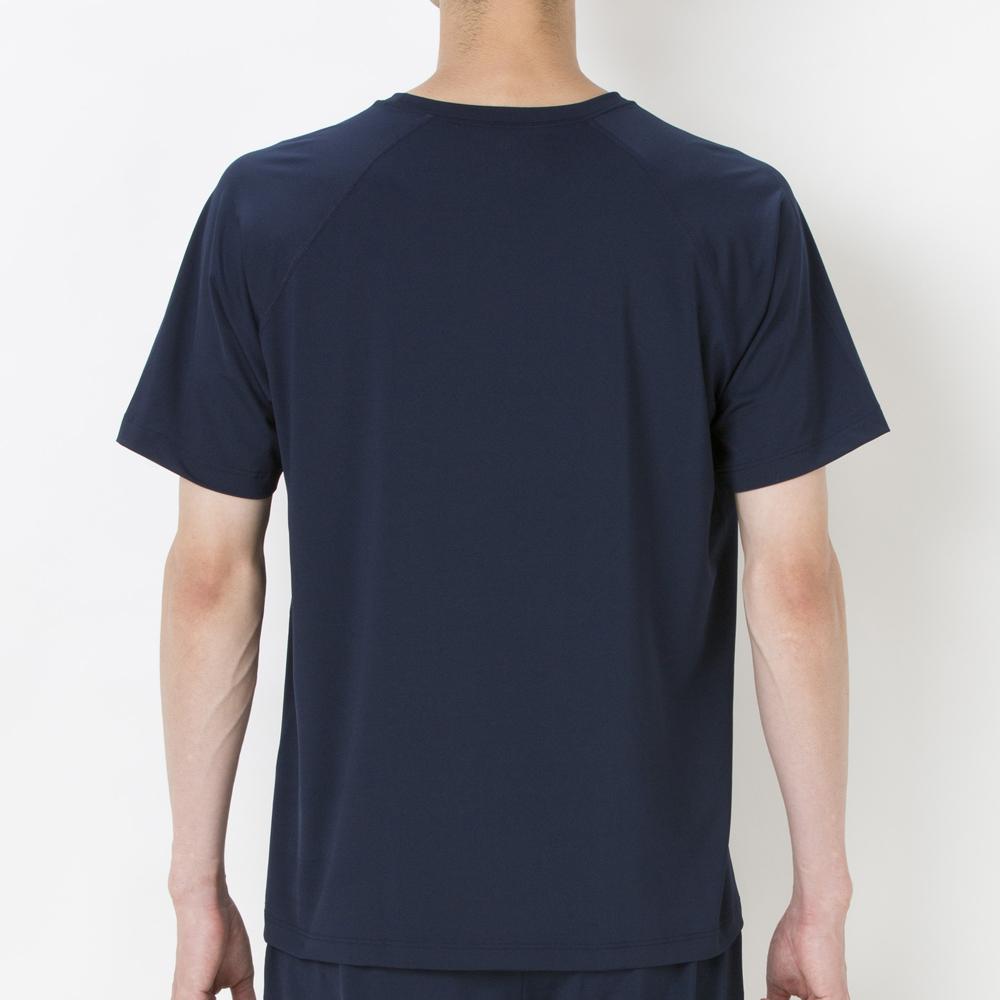 セリアント 半袖Tシャツ ストレッチ ラグランスリーブ 商品画像 (1)
