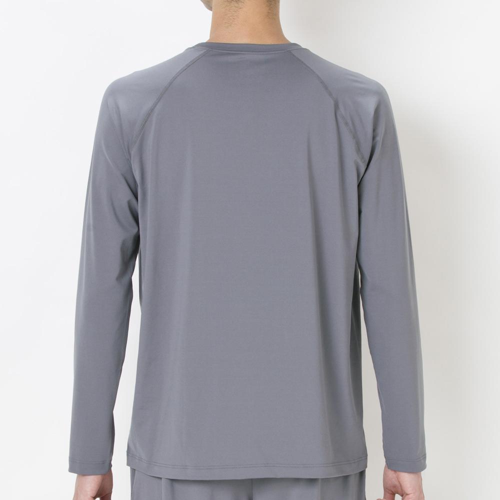 セリアント 長袖Tシャツ ストレッチ ラグランスリーブ 商品画像 (1)