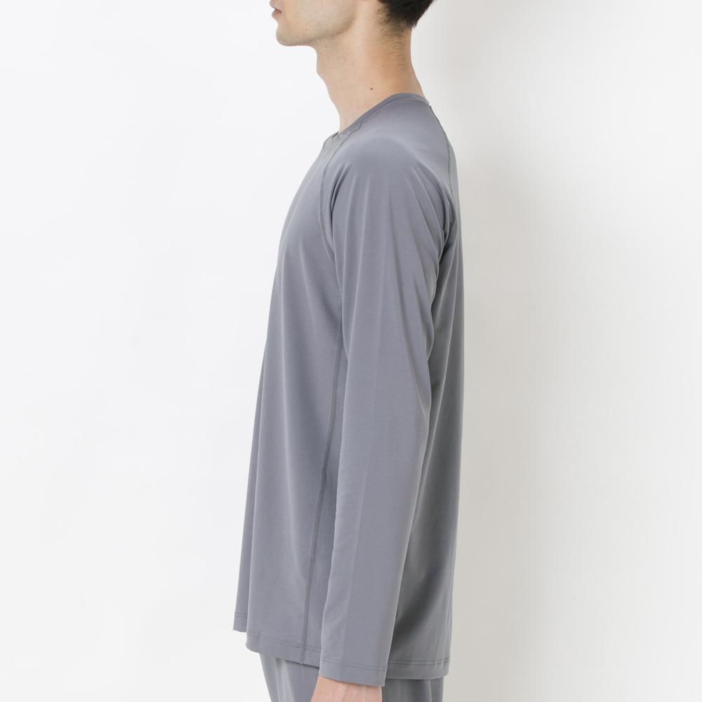 セリアント 長袖Tシャツ ストレッチ ラグランスリーブ 商品画像 (2)