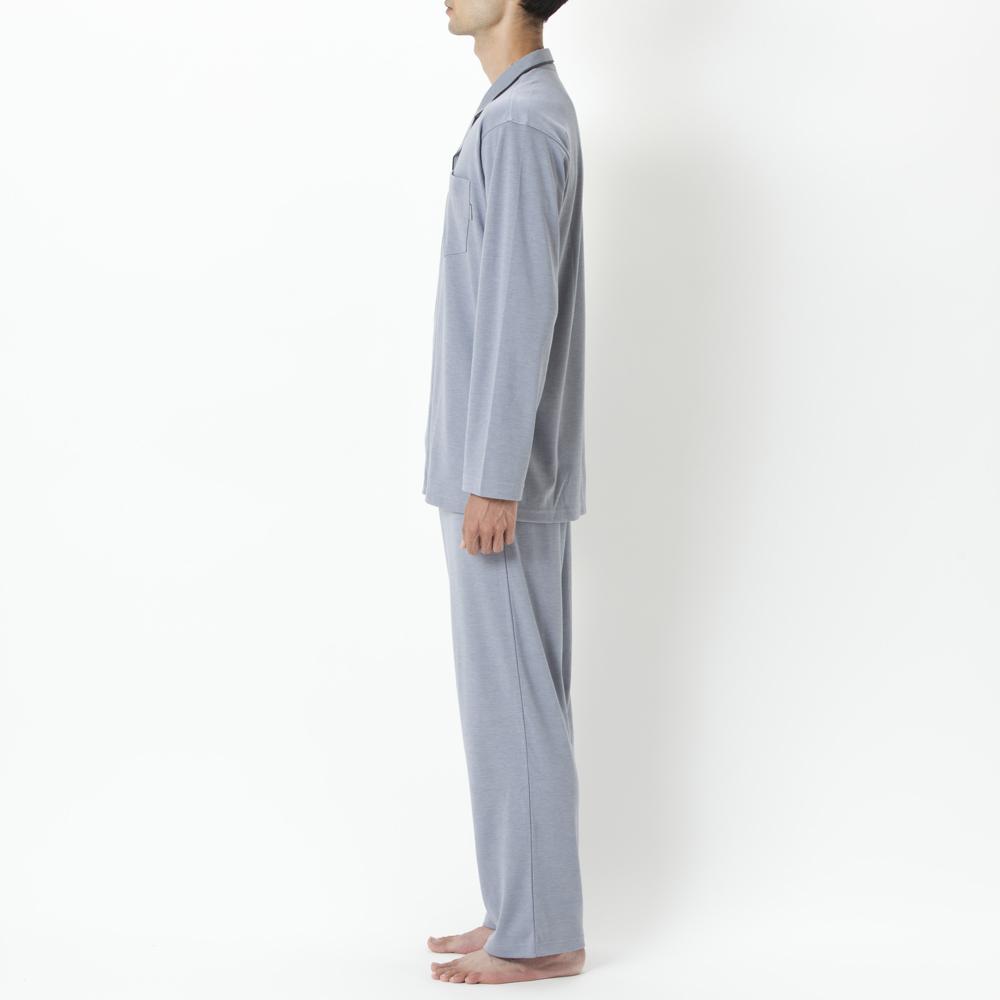 セリアント スムースシャツパジャマ 商品画像 (2)