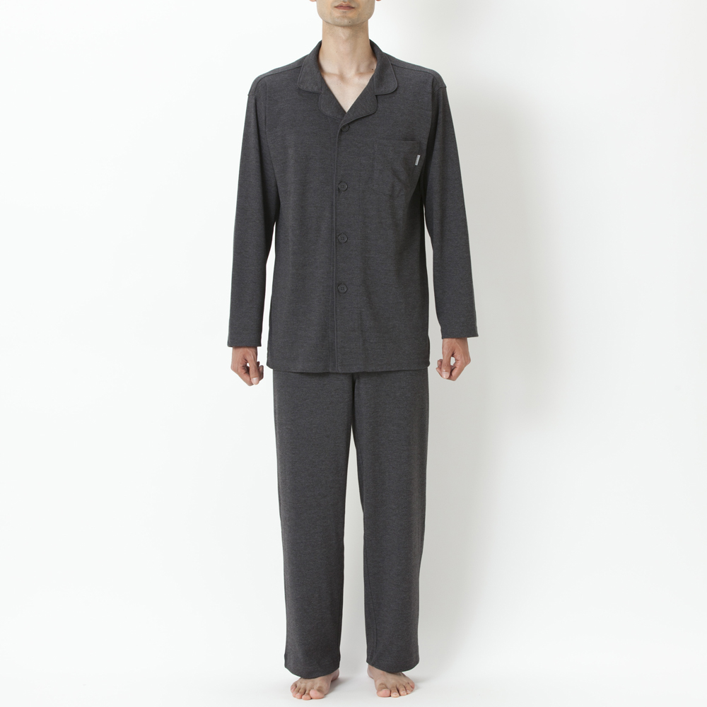 セリアント スムースシャツパジャマ 商品画像 (0)