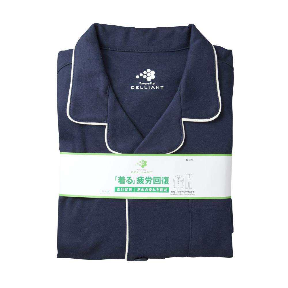 セリアント スムースシャツパジャマ 商品画像 (4)