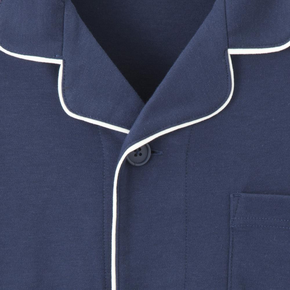 セリアント スムースシャツパジャマ 商品画像 (5)