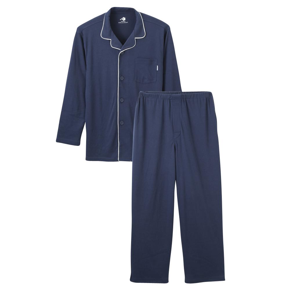 セリアント スムースシャツパジャマ