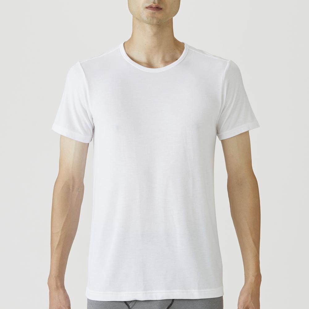 セリアント クルーネック半袖インナー 商品画像 (0)