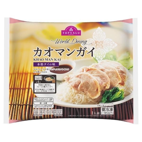 World Dining カオマンガイ KHAO MAN KAI 商品画像 (メイン)