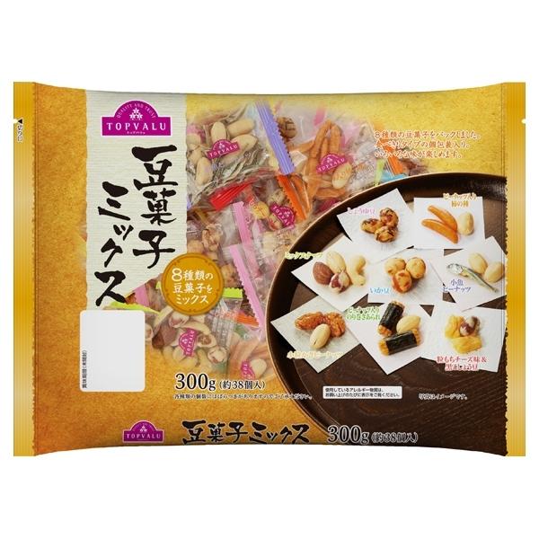 豆菓子 ミックス 商品画像 (メイン)