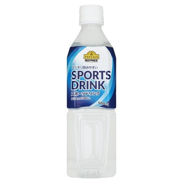 スッキリ飲みやすい SPORTS DRINK スポーツドリンク 商品画像 (メイン)