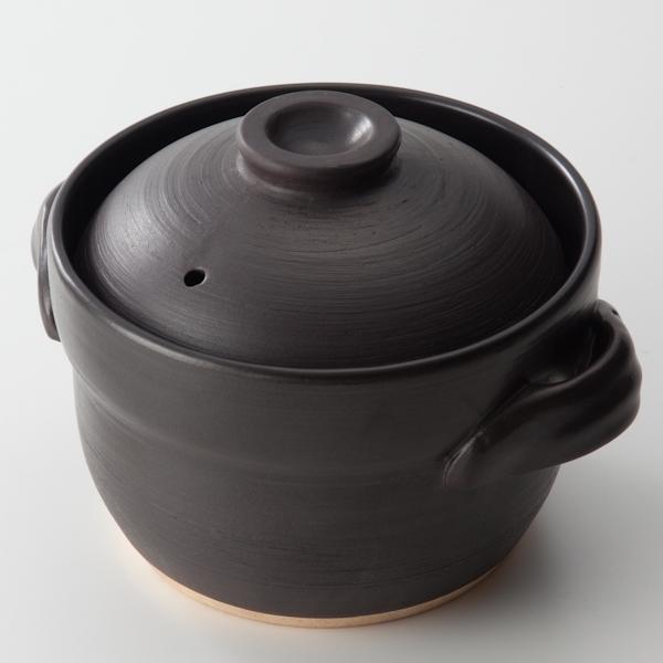 HOME COORDY レンジ対応ご飯鍋 1合