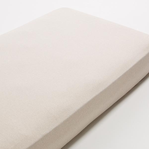 HOME COORDY ベッド用ワンタッチシーツ天竺ニット