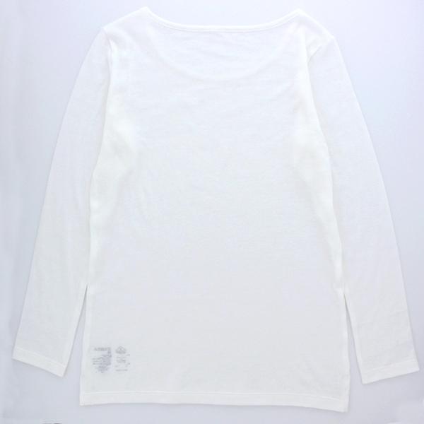 マタニティ長袖クルーネックTシャツ 商品画像 (0)