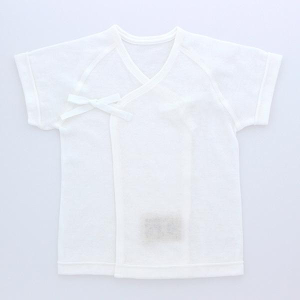 新生児短肌着 商品画像 (メイン)