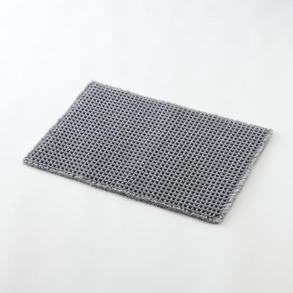 HOME COORDY ワッフル バスマット 商品画像 (メイン)