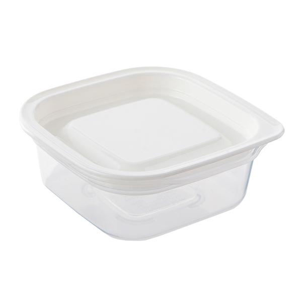 HOME COORDY そのままレンジ保存容器正方形S 5個組 商品画像 (1)
