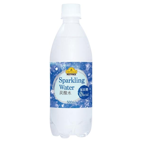 Sparkling Water 炭酸水 商品画像 (メイン)