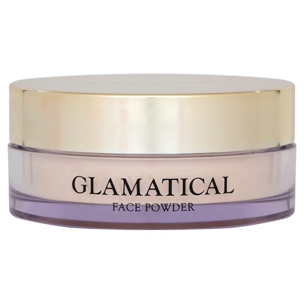 GLAMATICAL フェイスパウダー For All Skin Types 商品画像 (0)