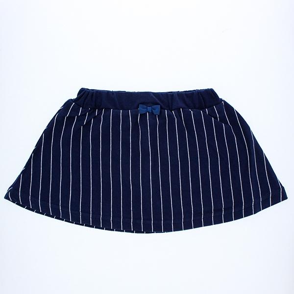 オーガニックコットン パンツインスカート 商品画像 (メイン)