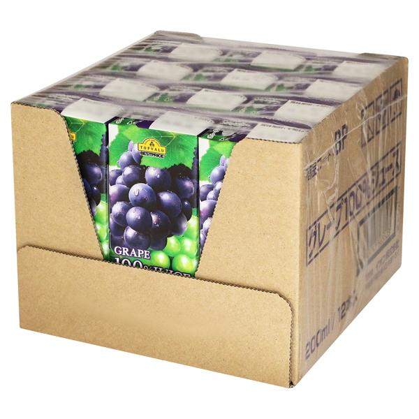 濃縮還元 グレープジュース 果汁100% 商品画像 (メイン)