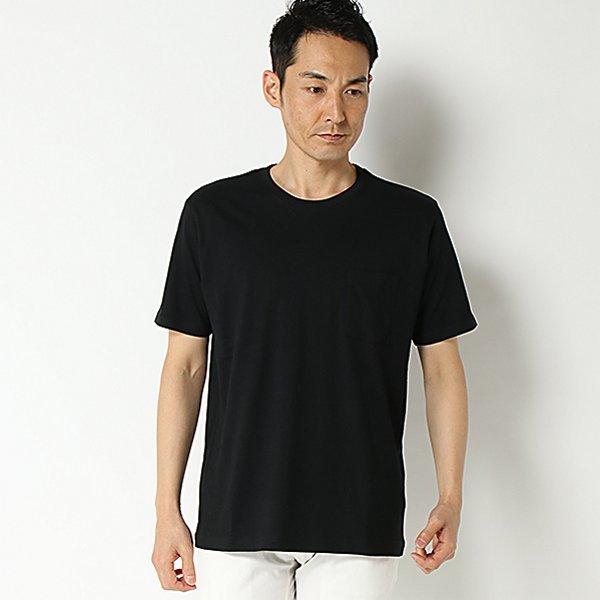 強力抗菌半袖無地クルーネックTシャツ