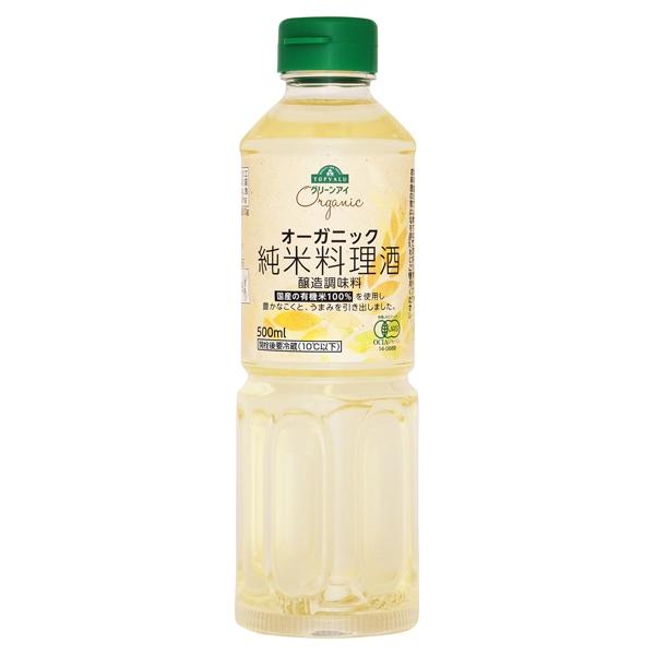 オーガニック純米料理酒 醸造調味料