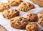 グラノーラ入りざくざくクッキー レシピ画像