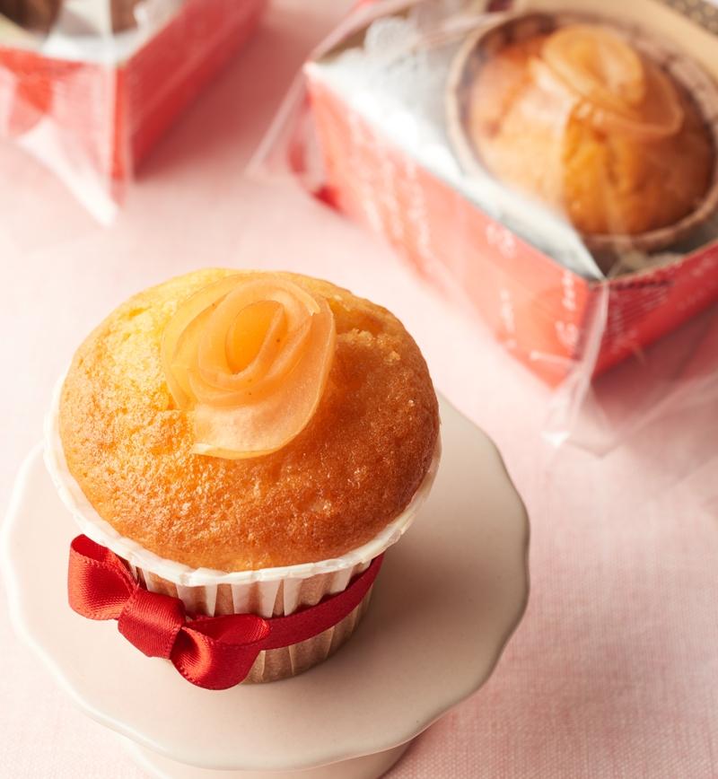 アップルバターケーキ レシピ画像