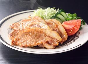 豚肉の生姜焼き レシピ画像