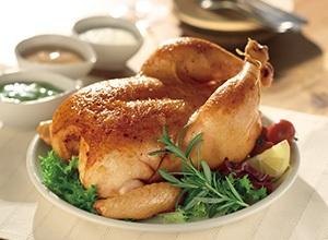 第4位 フライパンで作る純輝鶏ローストチキン レシピ画像