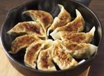 スキレットで作る 鉄鍋餃子 レシピ画像