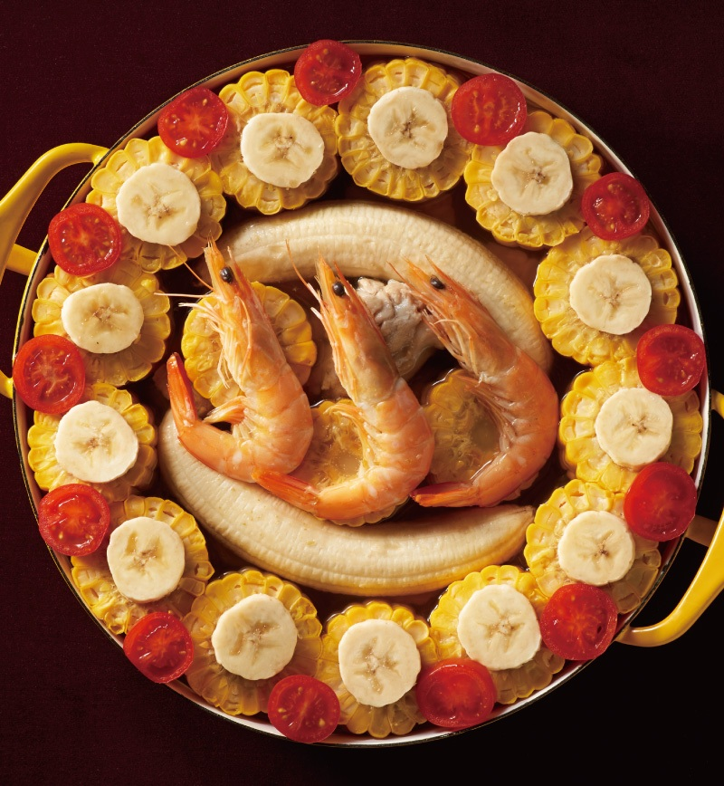 サンコーチョ風鍋 レシピ画像