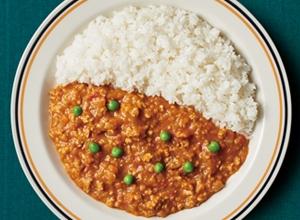 豚ひき肉とトマトの印度風キーマカレー レシピ画像