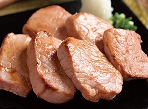 第3位 塩豚の厚切り焼き レシピ画像